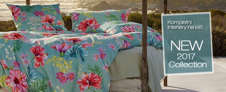 Textil pro Va�e interi�ry - CLARA bedding