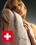 Luxusní - Kašmírové Froté - Schlossberg - Swiss Made