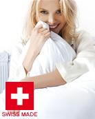 Luxusní - Přikrývky a Polštáře - Schlossberg - Swiss Made