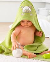 Baby Osušky s Kapucí
