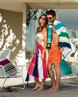Plážové Osušky - Beach Towels