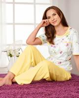 Pyžama - Ženy - Luxury Style - Luxusní Dámská Pyžama