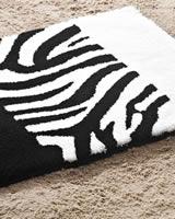 Koupelnové Koberečky - Zebra - Hvězda - SPA