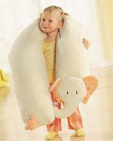 Kojící a Relaxační Polštáře - BABY