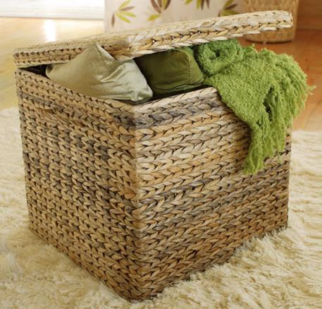 Koše na Prádlo - Kolekce - Laundry - Úložné Boxy